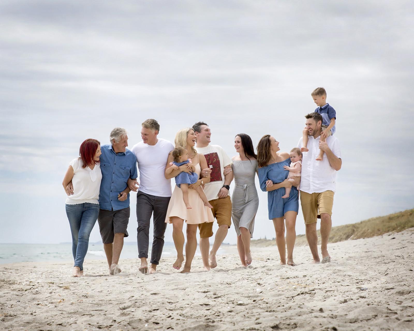 Generation family photo